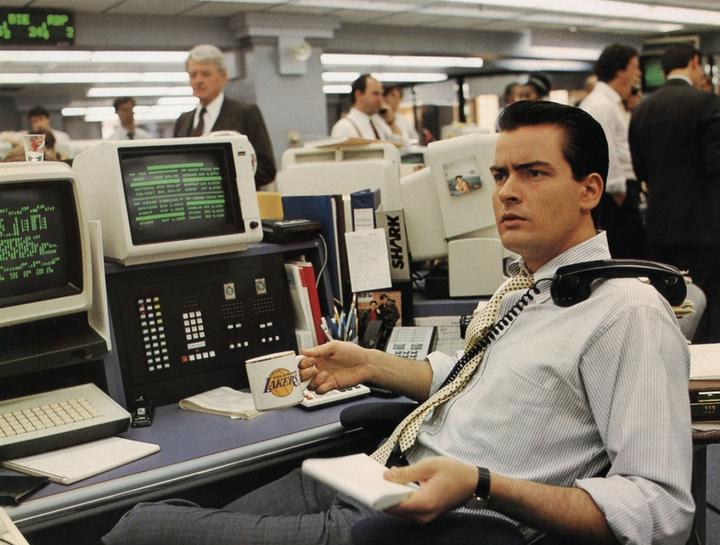 Charlie-Sheen-as-Bud-Fox-in-Wall-Street